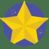 Christmas-star icon
