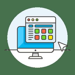 Monitor window icon