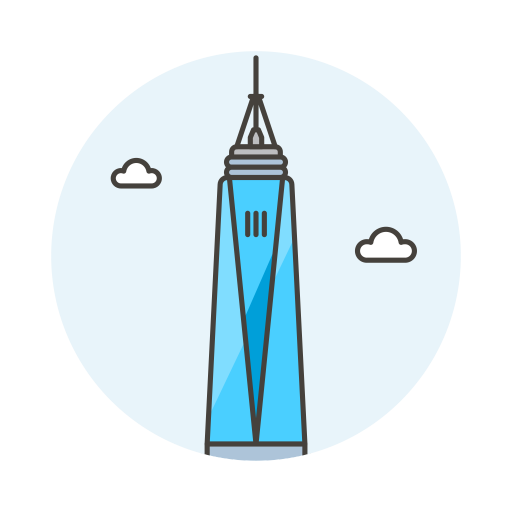 One-world-trade-center icon