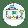 Amusement-park icon