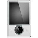 Microsoft Zune Front icon