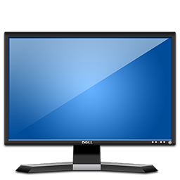 Dell Display Front icon