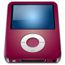 IPod-Nano-Red-alt icon