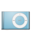 iPod Shuffle Baby Blue icon