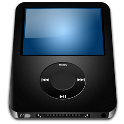 iPod Nano Black alt icon