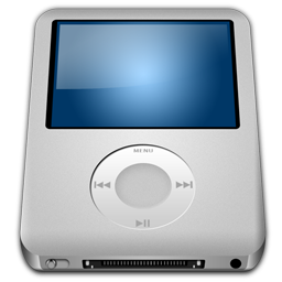 iPod Nano Silver alt icon