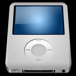 iPod Nano Silver alt icon