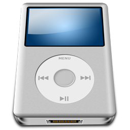 iPod Silver alt icon