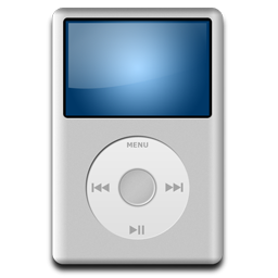 iPod Silver icon