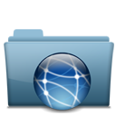 Folder Remote icon