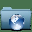 Folder Web icon