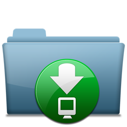 http://icons.iconarchive.com/icons/studiomx/leomx/256/Folder-Download-icon.png