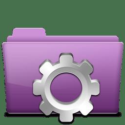 Folder Smart icon