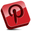 Pinterest 3 icon