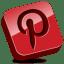 Pinterest 3 icon
