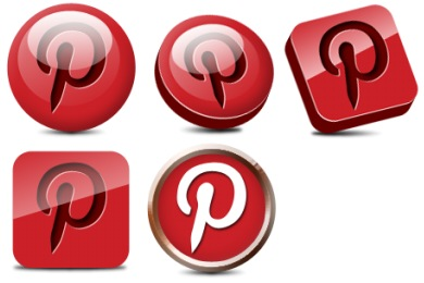 Pinterest Icons