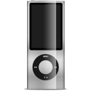 iPod nano gray icon