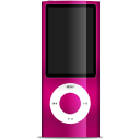 iPod nano magenta icon