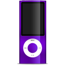 iPod nano purple icon