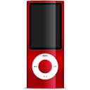 IPod-nano-red icon