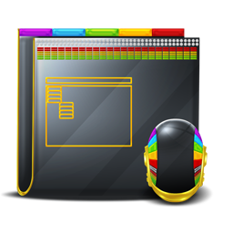 Guyman Folder Desktop icon