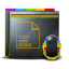 Guyman Folder Documents icon