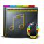 Guyman Folder Music icon