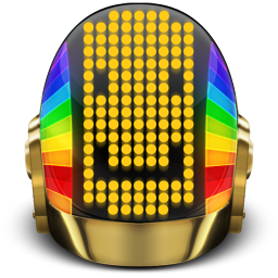 Daft Punk Guyman Smile icon