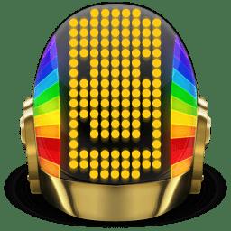 Daft Punk Guyman Smile icon