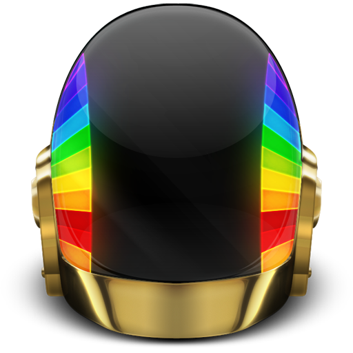 Daft-Punk-Guyman-On icon