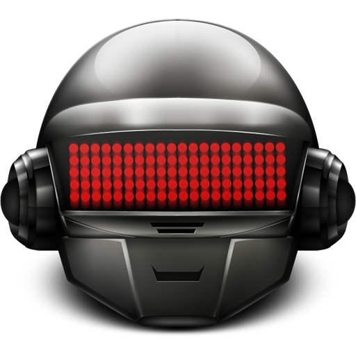 Daft Punk Thomas On icon