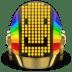 Daft-Punk-Guyman-Smile icon