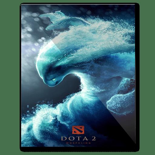 Dota 2 2 Icon | Dota 2 Iconset | Swathin