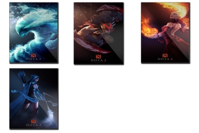 Dota 2 Icons