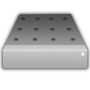 portable hd icon