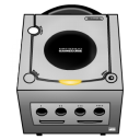 Gamecube silver icon
