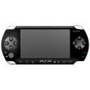 PSP black icon