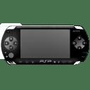 PSP black icon