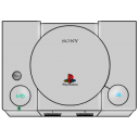 Playstation-1 icon