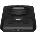 Sega-Genesis-black icon