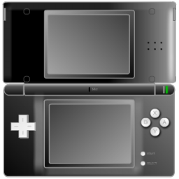 Nintendo DS Black icon