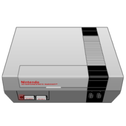 Nintendo gray icon