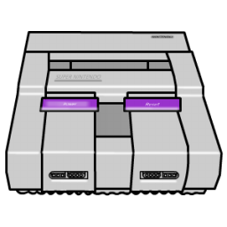 Snes Icon | Console Iconset | Sykonist