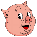 Old Porky color icon