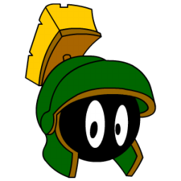 Marvin Martian icon