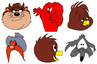 Looney Tunes Icons