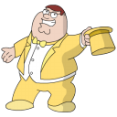 Peter Griffen Tux icon