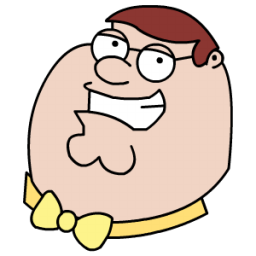 Peter Griffen Tux head icon