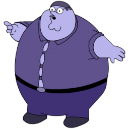 Peter Griffin Blueberry icon