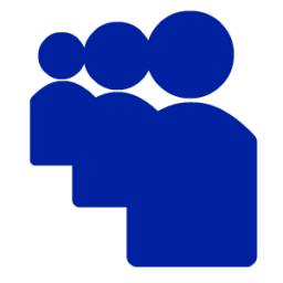 Myspace inverted icon